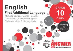 Grade 10 English First Additional Language - Study Guide