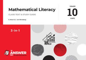 Grade 10 Mathematical Literacy - Study Guide