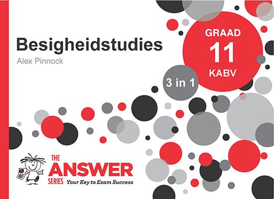 Gr 11 Besigheidstudies - Study Guide
