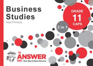 Grade 11 Business Studies - Study Guide