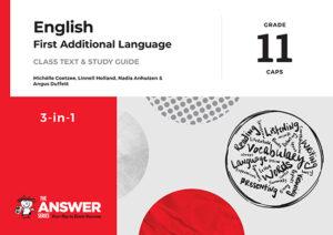 Grade 11 English First Additional Language - Study Guides