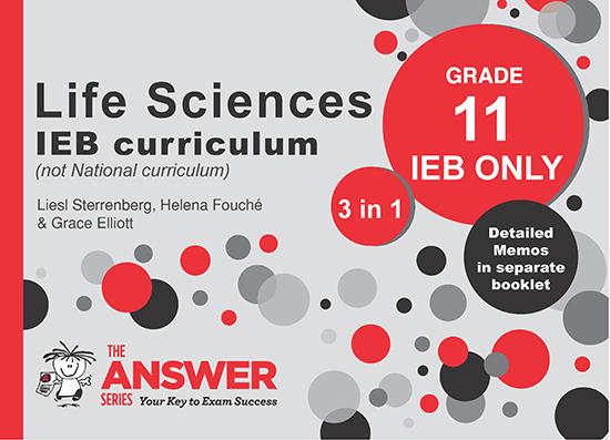 Grade 11 Life Sciences - Study Guide