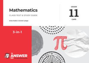 Grade 11 Maths - Study Guides