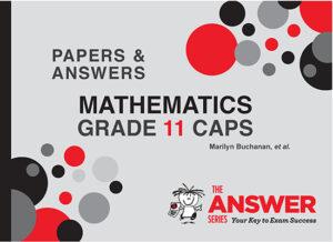Grade 11 Maths - Study Guide