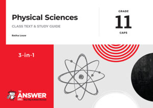 Grade 11 Physical Sciences - Study Guides