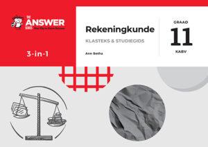 Grade 11 Rekeningkunde - Study Guide
