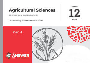 Grade 12 Agricultural Sciences Study Guides
