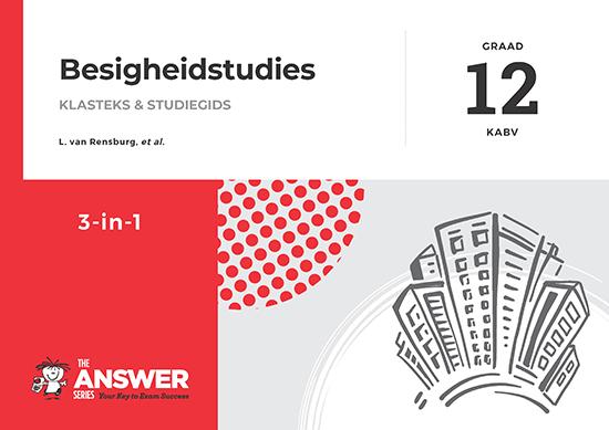 Grade 12 Besigheidstudies Klasteks and Studiegids