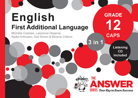Grade 12 English First Additional Language - Study Guide