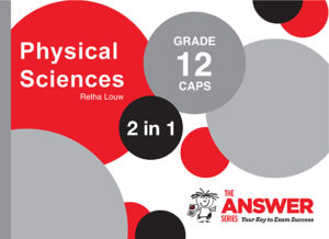 Grade 12 Physical Sciences Study Guides