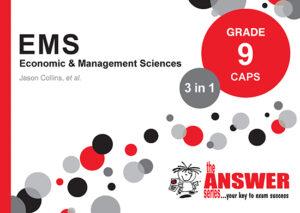 Grade 9 Economic and Management Sciences - Study Guide