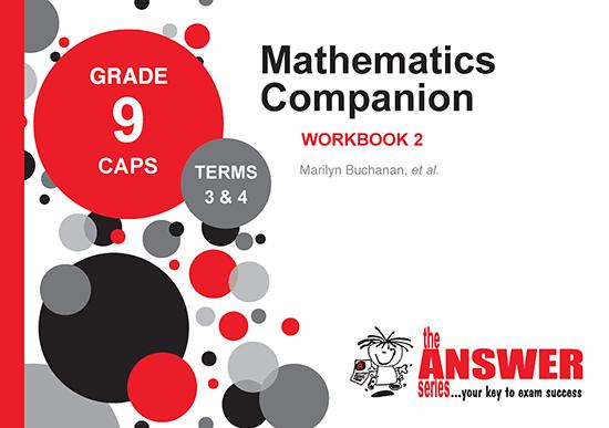 Grade 9 Mathematics Companion - Study Guide