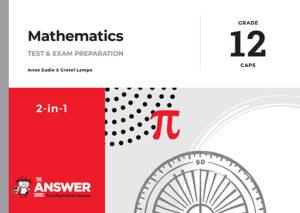 Grade 12 Maths Study Guides Test & Exam Prep