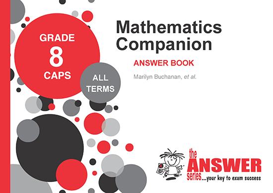 Grade 8 Mathematics Companion - Study Guide