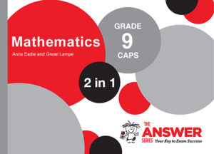 Grade 9 Mathematics - Study Guide